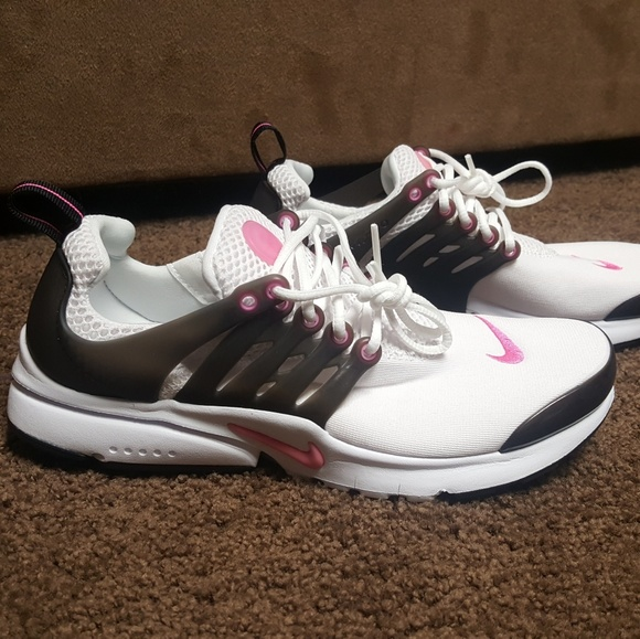7fd466f0bb89 Nike Presto GS Running Shoes Size 5Y Youth Pink. M 5b1c883ade6f62d7cc8c982a